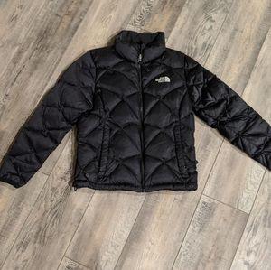 Women's North Face puffer jacket!